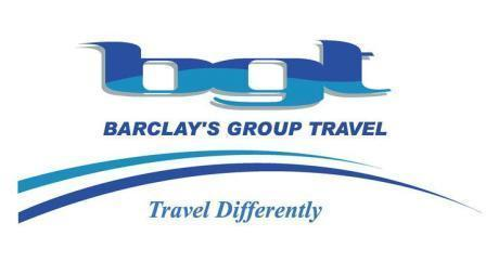 barclays group travel logo